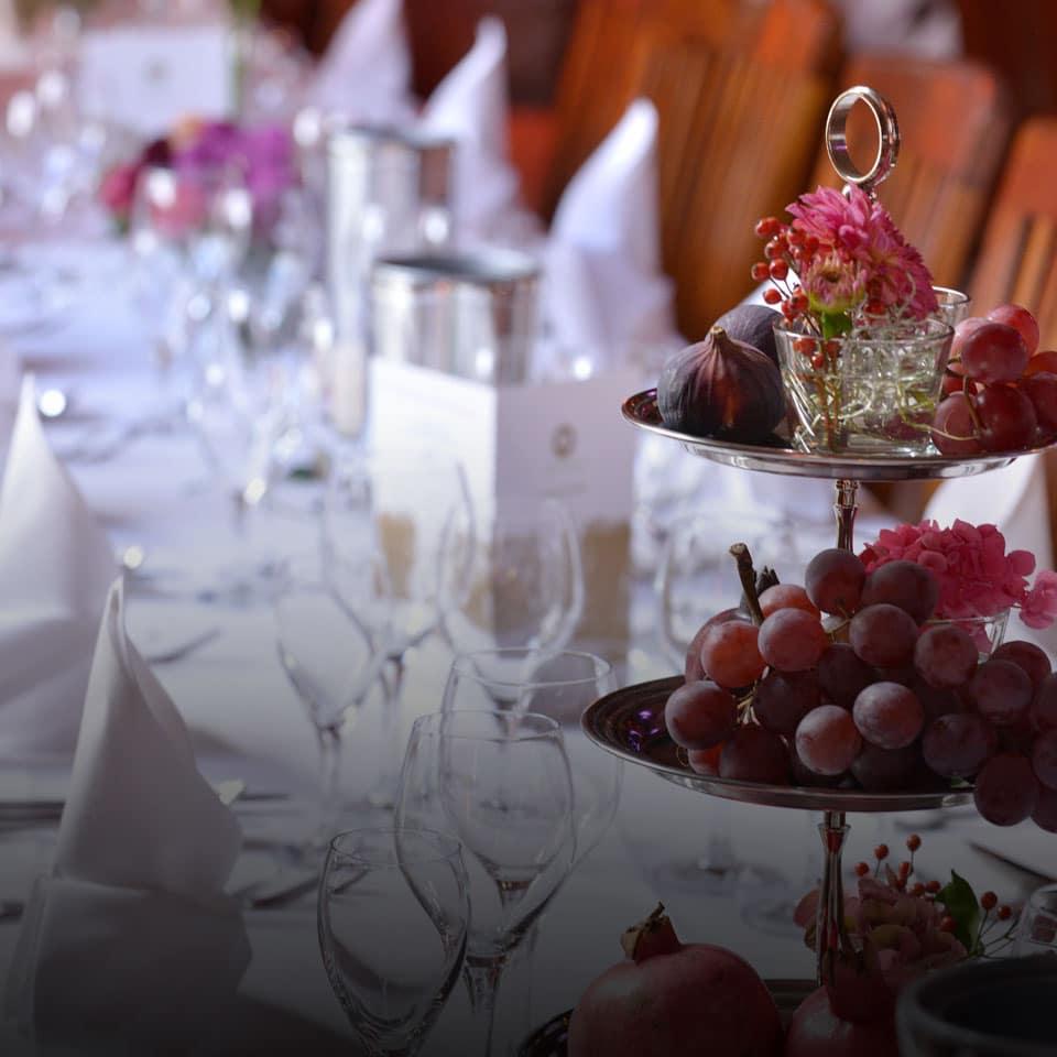 Termine für Veranstaltungen und Events im Restaurant Von Köppen auf Gut Ringelsbruch bei Paderborn